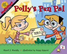 Polly's Pen Pal (Metrics): MathStart Level 3 (Paperback)