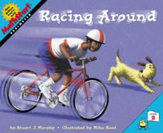 Racing Around (Perimeter): MathStart Level 2 (Paperback)