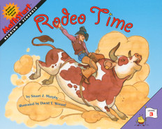 Rodeo Time (Reading a Schedule): MathStart Level 3 (Paperback)