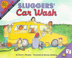 Sluggers' Car Wash (Dollar and Cents): MathStart Level 3 (Paperback)
