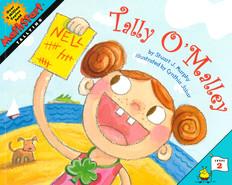 Tally O'Malley (Tallying): MathStart Level 2 (Paperback)