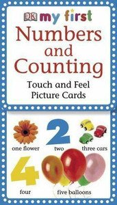My First Numbers and Counting:   Touch and Feel Cards