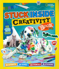 Stuck Inside Creativity Book (Paperback)