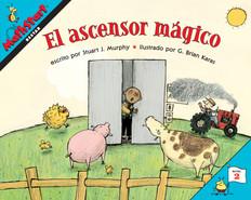 El ascensor mágico (Restar):  Mathstart Level 2: Spanish (Paperback)