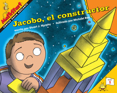 Jacobo, el constructor (Counting On):  Mathstart Level 1: Spanish (Paperback)
