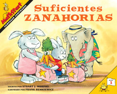 Suficientes zanahorias (Comparar Cantidades): MathStart Level1-Spanish (Paperback)