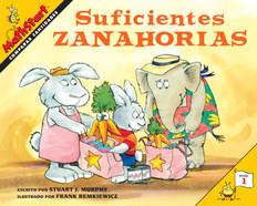 Suficientes zanahorias (Comparar Cantidades) MathStart Level 1-Spanish (Paperback)