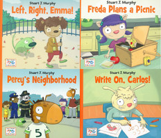 Cognitive Skills: I See, I Learn Series (Set of 4)