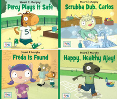 Health & Safety Skills: I See, I Learn Series (Set of 4)