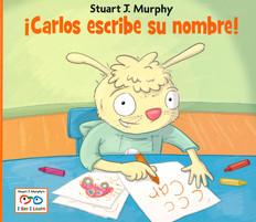 Carlos escribe su nombre! (Spanish): I See I Learn (Paperback)