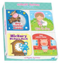 Nursery Rhymes Baby Gift Set of 4