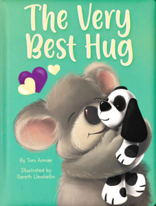 The Very Best Hug (Padded Board Book)