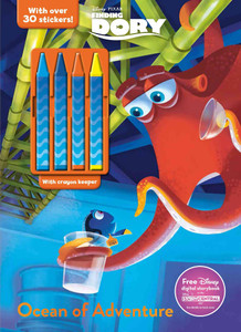 Ocean of Adventure Activity Book (Paperback)- Clearance Book