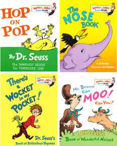 Dr. Seuss Reading Fun!  (BSB)- 20 Books