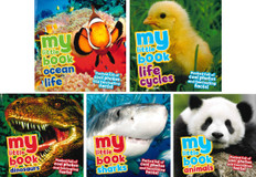 My Little Nature Library Set of 5 (Paperback)