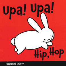 Hip, Hop (Portuguese/English) (Board Book)