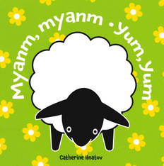 Yum, Yum (Haitian Creole/English) (Board Book)