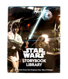 Star Wars Storybook Library Set of 6 (Hardcover)