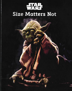 Star Wars: Size Matters Not (Hardcover)