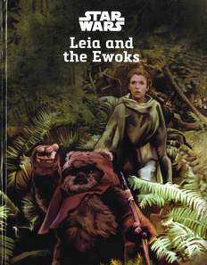 Star Wars: Leia and the Ewoks (Hardcover)