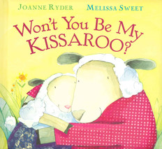 Won't You Be My Kissaroo? (Padded Board Book)