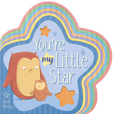 You're My Little Star (Board Book)
