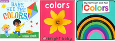 Baby See the Colors! Set of 3 (Board Book)