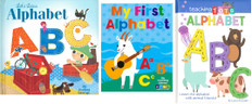 Awesome Alphabet!  Set of 3 (Board Book)
