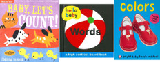 Baby Learns Colors, Numbers and More  (BSB)- 15 Books