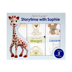 Storytime With Sophie Set of 5 (Board Book)