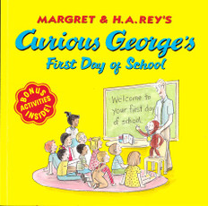 Curious George First Day of School (Paperback)
