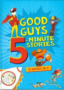 Good Guys 5-Minute Stories (Hardcover)