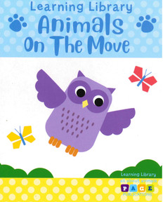 Animals On The Move: Learning Library (Board Book)