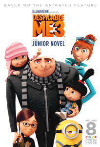 Despicable Me3: The Junior Novel (Paperback)