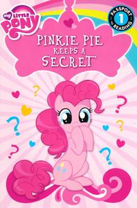 Pinkie Pie Keeps a Secret: Level 1(Paperback)