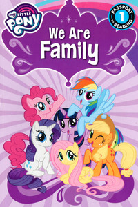 We are Family: Level 1 (Paperback)