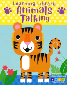 Animal Talking:  Learning Library (Board Book)