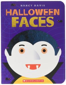 Halloween Faces (Board Book)
