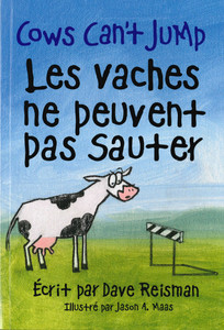 Cows Can't Jump (French/English) (Paperback)