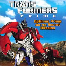 Optimus Prime and the Secret Mission (Paperback)