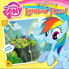 My  Little  Pony: Welcome to Rainbow Falls (Paperback)