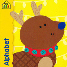 "Alphabet (3"" x 3"" Chunky Board Book)"