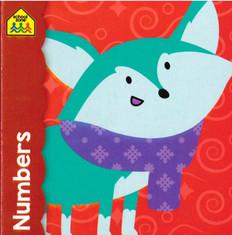 "Numbers (3""x 3"" Chunky Board Book)"