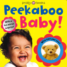 Peekaboo Baby! Mirror Surprise (Board Book)