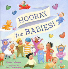 Hooray for Babies! (Hardcover)