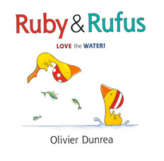 Ruby & Rufus Love the Water! (Hardcover)