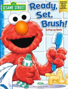 Ready, Set, Brush! A Pop-Up Book (Board Book)