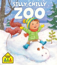 Silly, Chilly Zoo (Board Book)