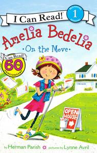 Amelia Bedelia on the Move Level 1 (Paperback)