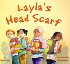 Layla's Head Scarf (Paperback)
